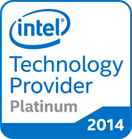 Intel Platinum Partner 2014